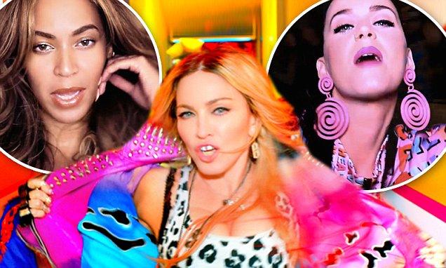 Bitch I'm Madonna Katy Perry Beyonce Rita Ora Nicki Minaj Chris Rock 1