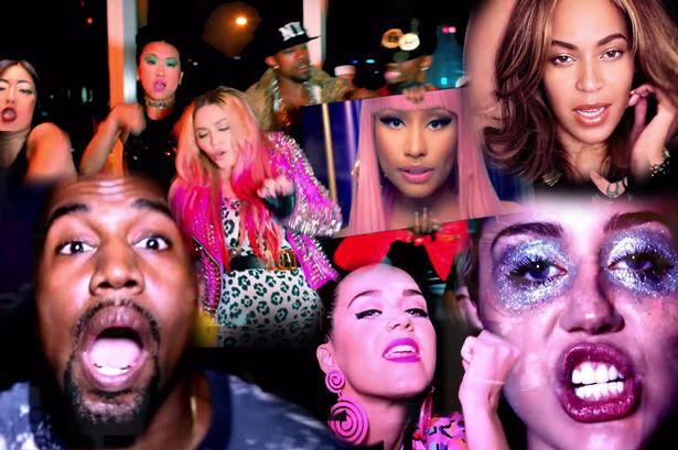 Bitch I'm Madonna Katy Perry Beyonce Rita Ora Nicki Minaj Chris Rock