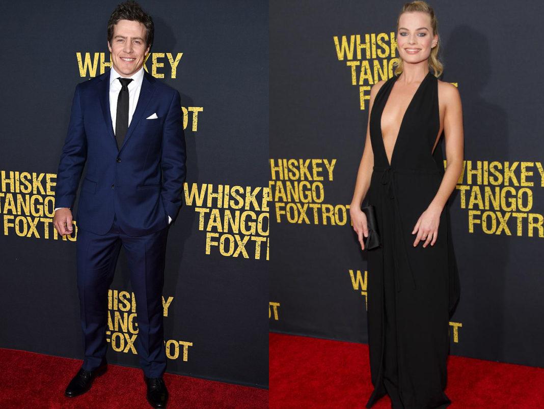 Stephen Peacocke Margot Robbie Whiskey Tango Foxtrot Celebrity News