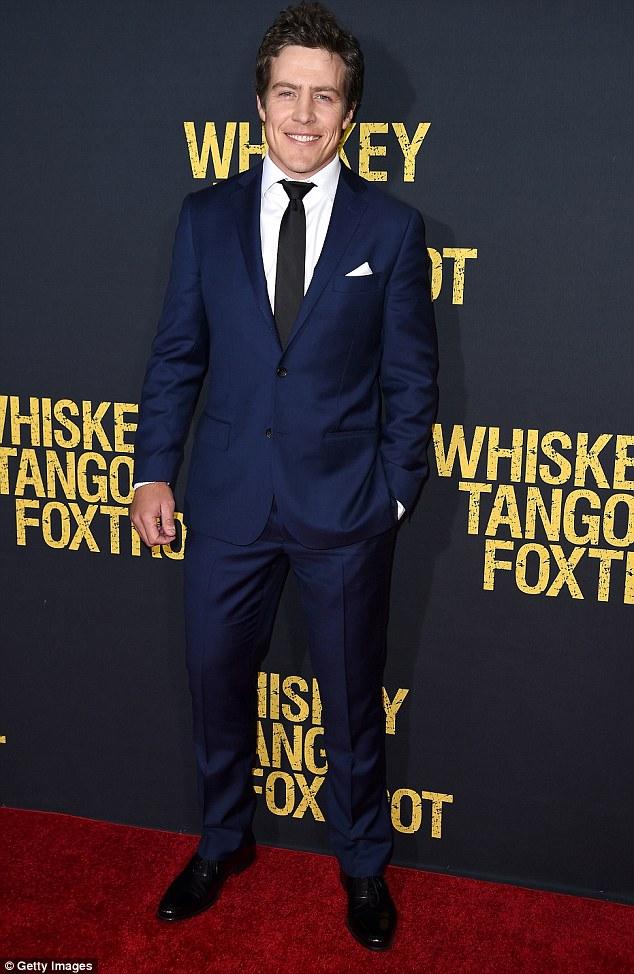 Stephen Peacocke Whiskey Tango Foxtrot