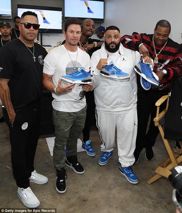 DJ Khaled Sneakers
