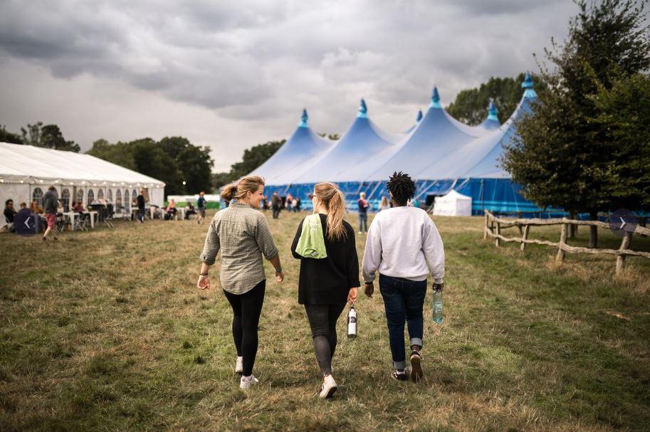David's Tent Music Festival