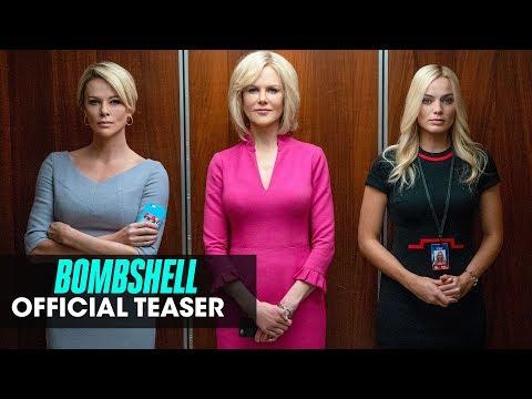 Bombshell Movie Trailer Margot Robbie Nicole Kidman Charlize Theron