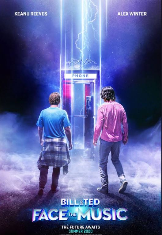 Bill and Ted Face the Music Keanu Reeves