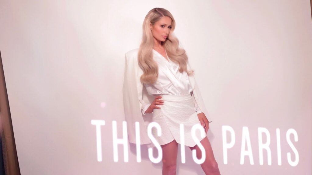 This is Paris Hilton