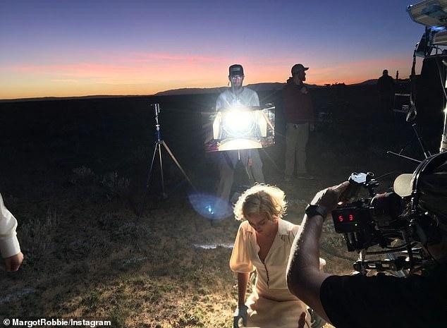 Margot Robbie stars in Dreamland Movie
